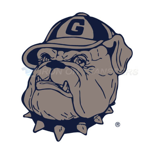 Georgetown Hoyas Logo T-shirts Iron On Transfers N4463