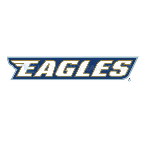 Georgia Southern Eagles Logo T-shirts Iron On Transfers N4481