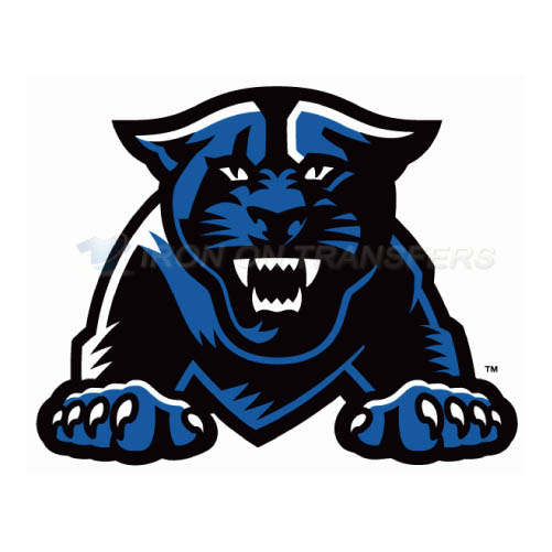 Georgia State Panthers Logo T-shirts Iron On Transfers N4489