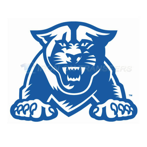 Georgia State Panthers Logo T-shirts Iron On Transfers N4494