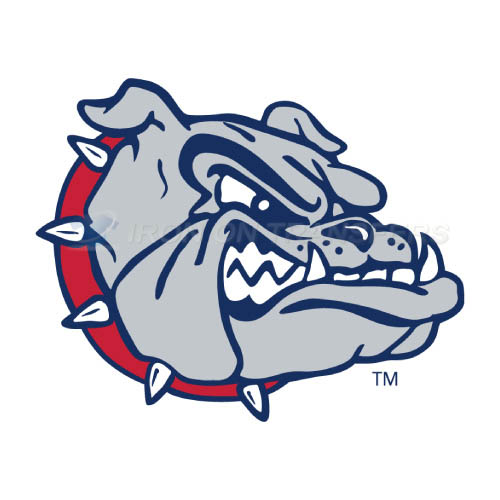 Gonzaga Bulldogs Logo T-shirts Iron On Transfers N4505