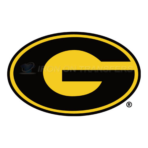 Grambling State Tigers Logo T-shirts Iron On Transfers N4510