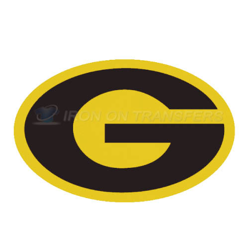 Grambling State Tigers Logo T-shirts Iron On Transfers N4511