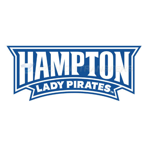 Hampton Pirates Logo T-shirts Iron On Transfers N4523