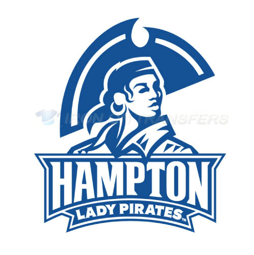 Hampton Pirates Logo T-shirts Iron On Transfers N4524