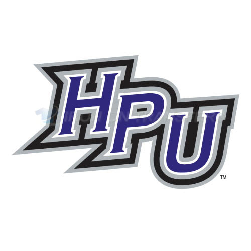 High Point Panthers Logo T-shirts Iron On Transfers N4542