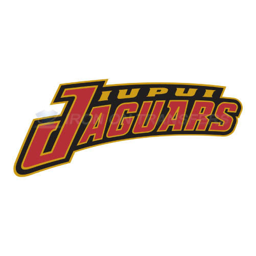 IUPUI Jaguars Logo T-shirts Iron On Transfers N4675