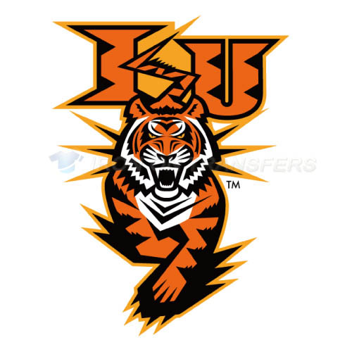 Idaho State Bengals Logo T-shirts Iron On Transfers N4580