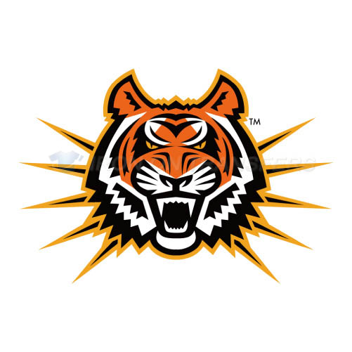 Idaho State Bengals Logo T-shirts Iron On Transfers N4586