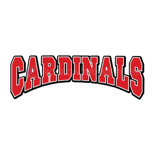 Incarnate Word Cardinals Logo T-shirts Iron On Transfers N4623