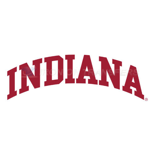 Indiana Hoosiers Logo T-shirts Iron On Transfers N4627