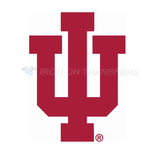 Indiana Hoosiers Logo T-shirts Iron On Transfers N4629