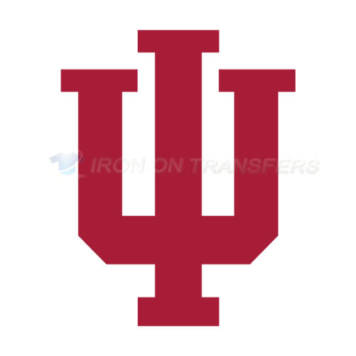 Indiana Hoosiers Logo T-shirts Iron On Transfers N4631
