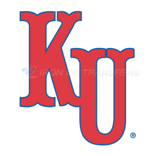 Kansas Jayhawks Logo T-shirts Iron On Transfers N4704