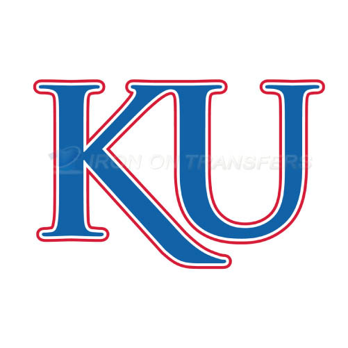 Kansas Jayhawks Logo T-shirts Iron On Transfers N4711