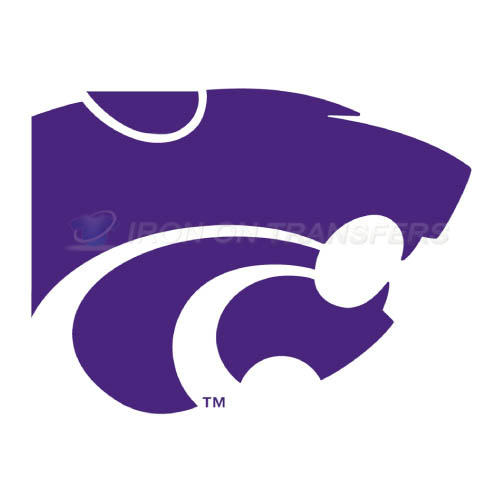 Kansas State Wildcats Logo T-shirts Iron On Transfers N4714
