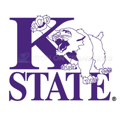 Kansas State Wildcats Logo T-shirts Iron On Transfers N4715