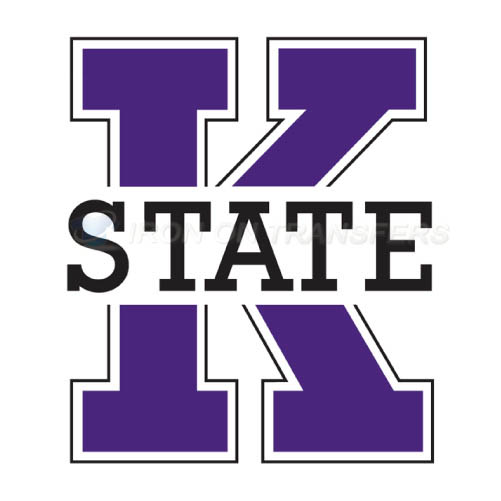 Kansas State Wildcats Logo T-shirts Iron On Transfers N4716