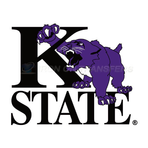 Kansas State Wildcats Logo T-shirts Iron On Transfers N4719