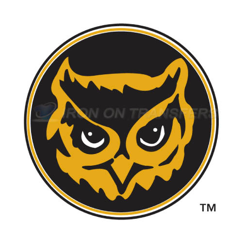 Kennesaw State Owls Logo T-shirts Iron On Transfers N4725