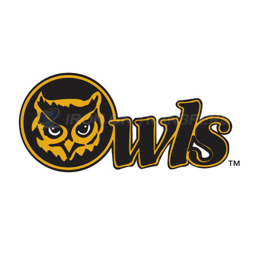 Kennesaw State Owls Logo T-shirts Iron On Transfers N4726