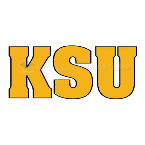 Kennesaw State Owls Logo T-shirts Iron On Transfers N4729