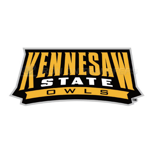 Kennesaw State Owls Logo T-shirts Iron On Transfers N4732