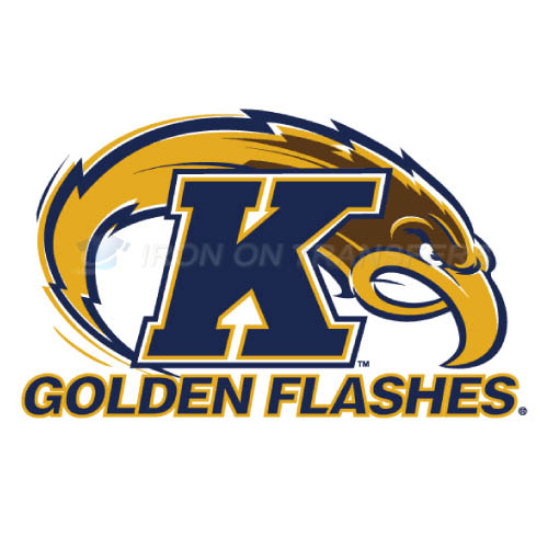 Kent State Golden Flashes Logo T-shirts Iron On Transfers N4738