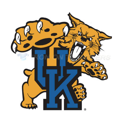 Kentucky Wildcats Logo T-shirts Iron On Transfers N4747