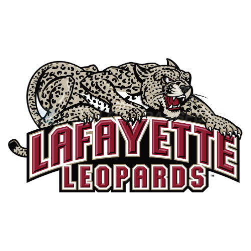 Lafayette Leopards Logo T-shirts Iron On Transfers N4766