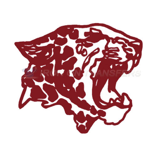 Lafayette Leopards Logo T-shirts Iron On Transfers N4767