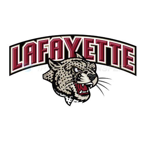 Lafayette Leopards Logo T-shirts Iron On Transfers N4768