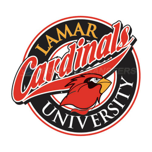 Lamar Cardinals Logo T-shirts Iron On Transfers N4773
