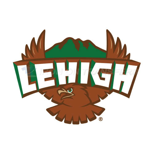 Lehigh Mountain Hawks Logo T-shirts Iron On Transfers N4785