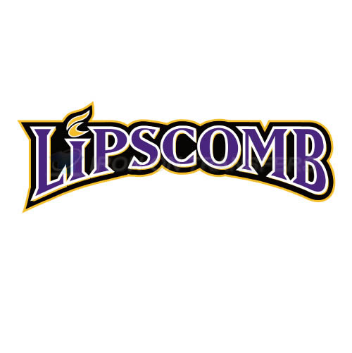 Lipscomb Bisons Logo T-shirts Iron On Transfers N4797