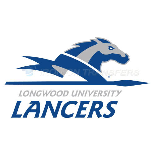 Longwood Lancers Logo T-shirts Iron On Transfers N4813