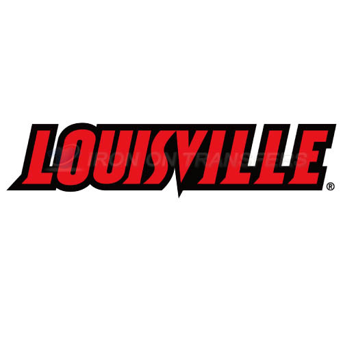 Louisville Cardinals Logo T-shirts Iron On Transfers N4880