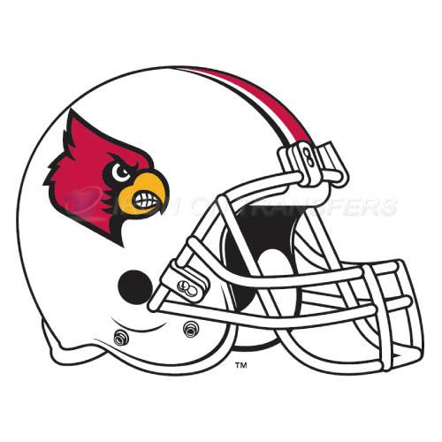 sale retailer f2080 15482 Louisville Cardinals Logo T-shirts Iron On Transfers N4881 ...