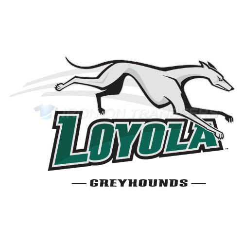 Loyola Maryland Greyhounds Logo T-shirts Iron On Transfers N4883