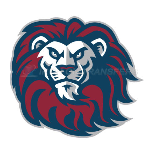 Loyola Marymount Lions Logo T-shirts Iron On Transfers N4903