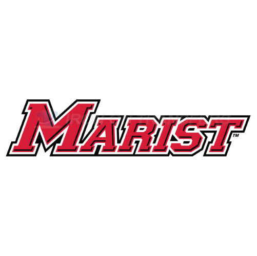 Marist Red Foxes Logo T-shirts Iron On Transfers N4951