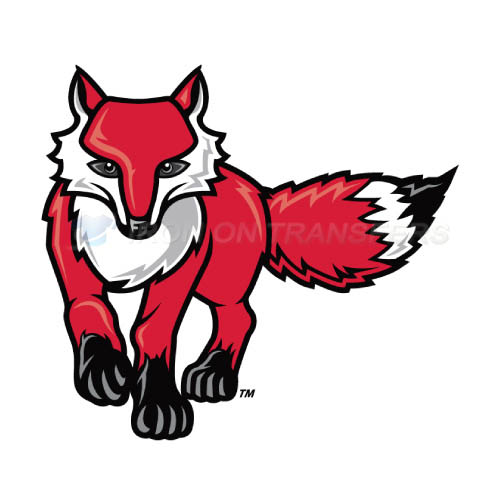 Marist Red Foxes Logo T-shirts Iron On Transfers N4952