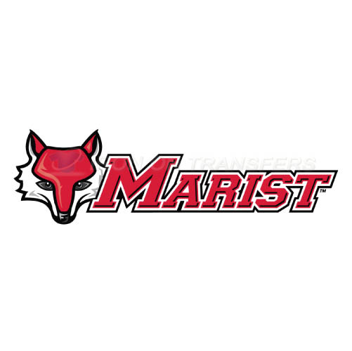 Marist Red Foxes Logo T-shirts Iron On Transfers N4953