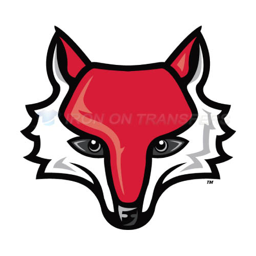 Marist Red Foxes Logo T-shirts Iron On Transfers N4954