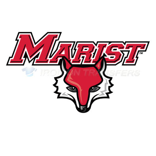 Marist Red Foxes Logo T-shirts Iron On Transfers N4958