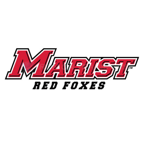 Marist Red Foxes Logo T-shirts Iron On Transfers N4959