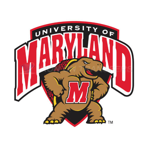 Maryland Terrapins Logo T-shirts Iron On Transfers N4991
