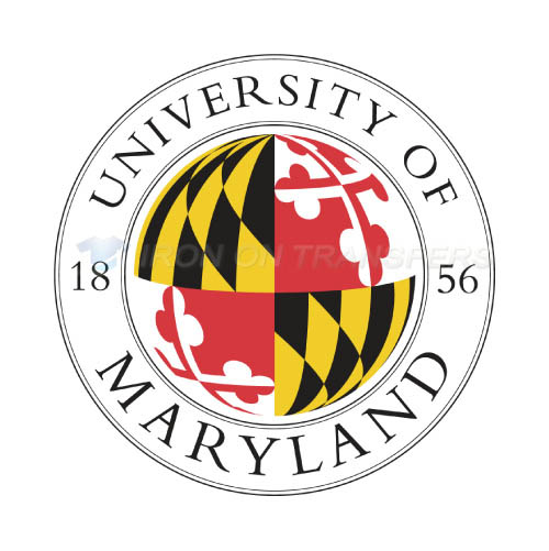 Maryland Terrapins Logo T-shirts Iron On Transfers N4993