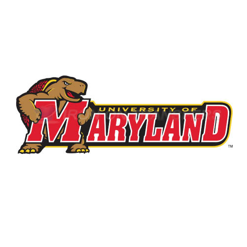 Maryland Terrapins Logo T-shirts Iron On Transfers N4998