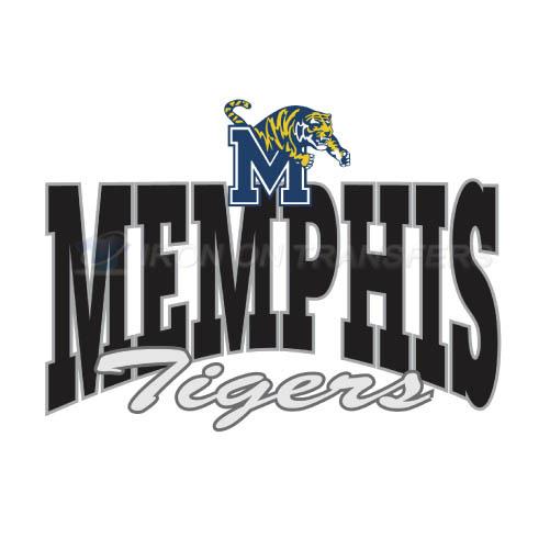Memphis Tigers Logo T-shirts Iron On Transfers N5018